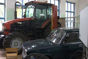 Автотрактородром КГАТК