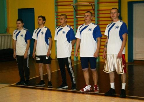 Баскетбол команда КГАТК