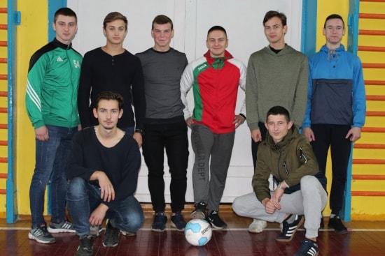 Достижения в мини-футболе КГАТК 2018