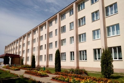Главный корпус КГАТК