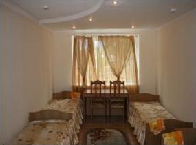 Комната общежития КГАТК