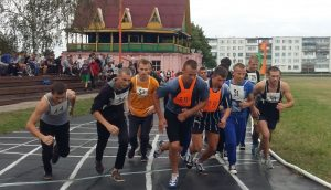 Кличевский колледж бег