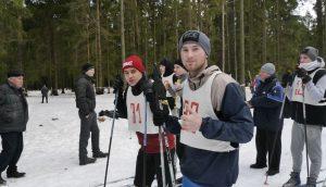 Кличевский колледж лыжи