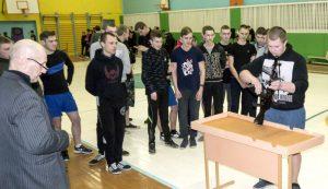 Кличевский колледж соревнования
