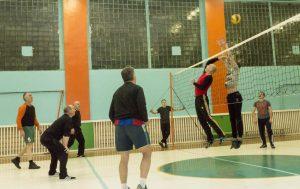 Кличевский колледж волейбол