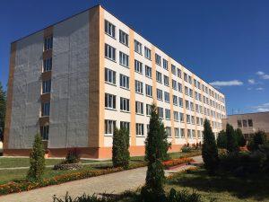 Общежитие 3 Кличев