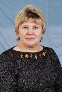 Шашура Галина Николаевна