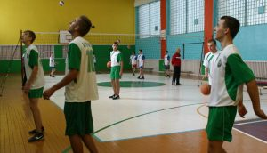 Баскетбол секция КГАТК