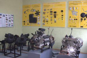 Учебная мастерская КГАТК